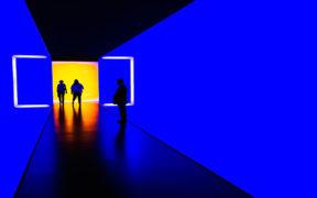 Pasajes de luz James Turrell