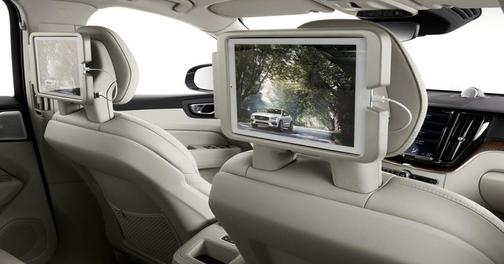 Accesorios ipad Volvo