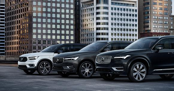 Volvo vs competencia