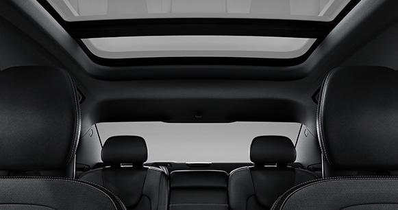 Interior cabina Volvo