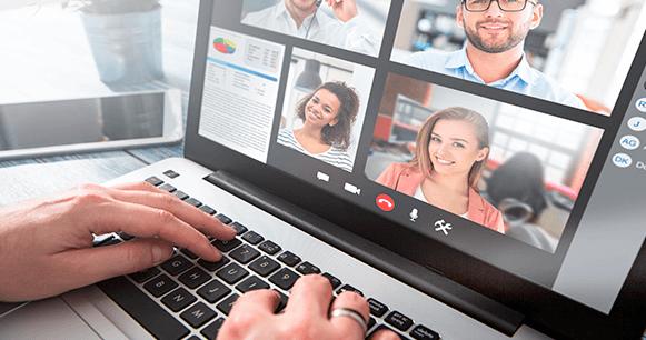juntas-remotas-tips-mejorar-eficientes-laptop