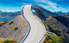 carreteras más impresionantes del mundo