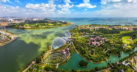 Singapur ciudad sostenible