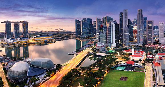 Singapur ciudad verde